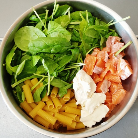 One pot pasta cuisine ta ligne for Cuisine ta ligne